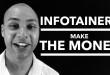 speaker training infotainers make money