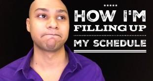speaker training - how I'm filling up 2016 schedule