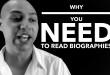 speaker training - read biographies