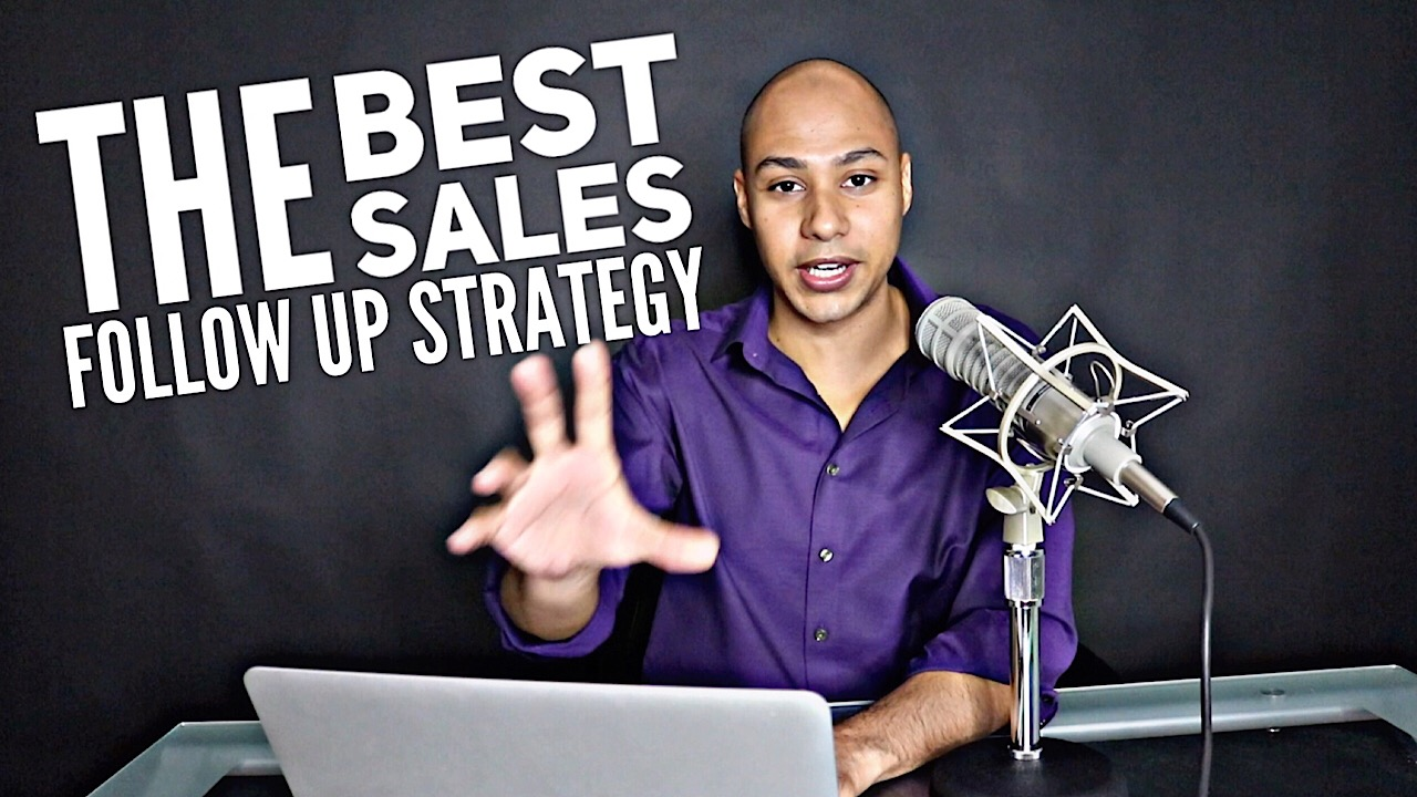 A brilliant sales follow up strategy for speaking gigs