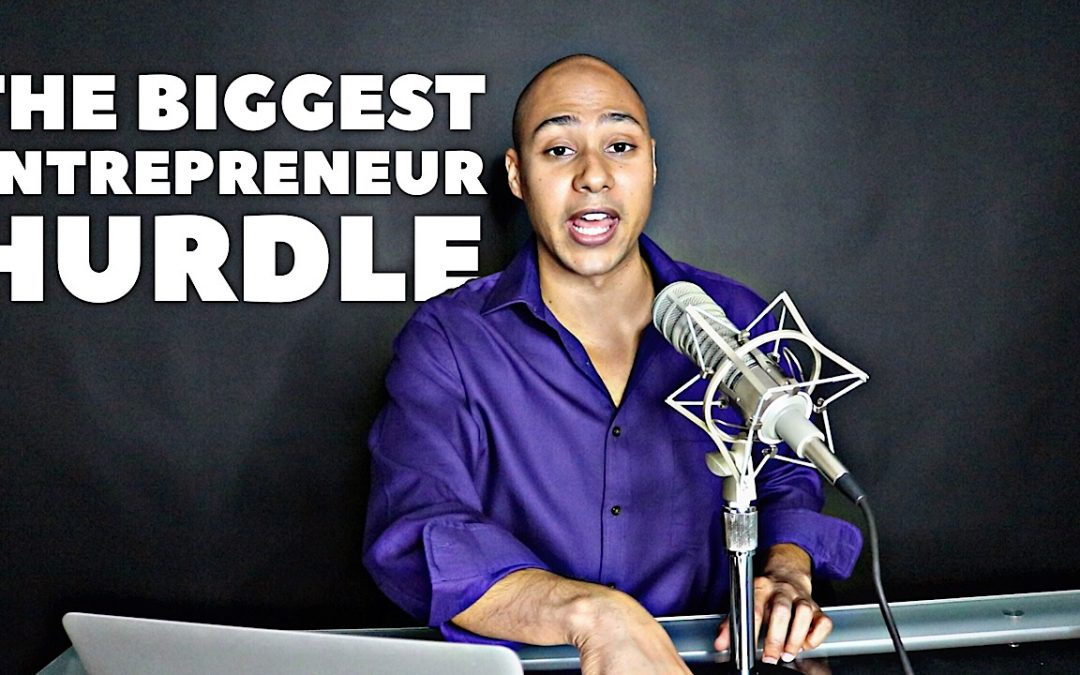 The biggest entrepreneur hurdle you'll ever face – commitment