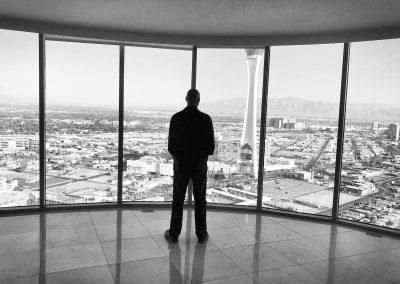 Benji Bruce high rise view
