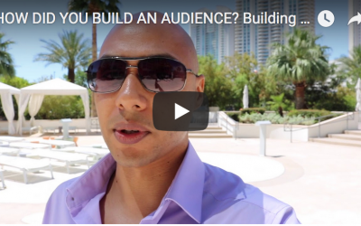 """How Did You Build Your Audience?"" This is how I built & monetized a following"