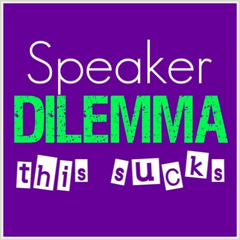 Getting Speaking Gigs When You Have None – Speaker Dilemma