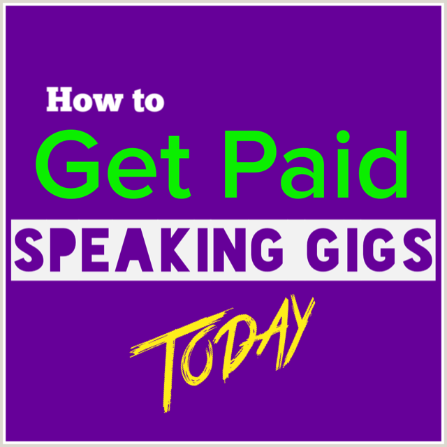 How To Get Speaking Engagements Today – Public Speaking Tip