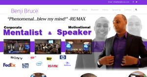 Benji Bruce Speaker Mentalist