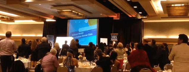 Benji Bruce Speaker Gala