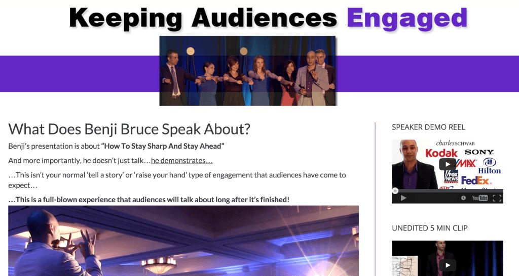 Benji Bruce Keynote 5