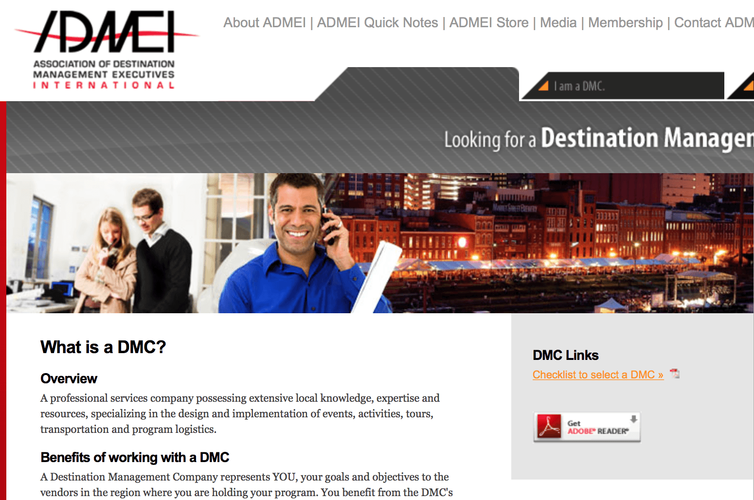 dmc desintation management company