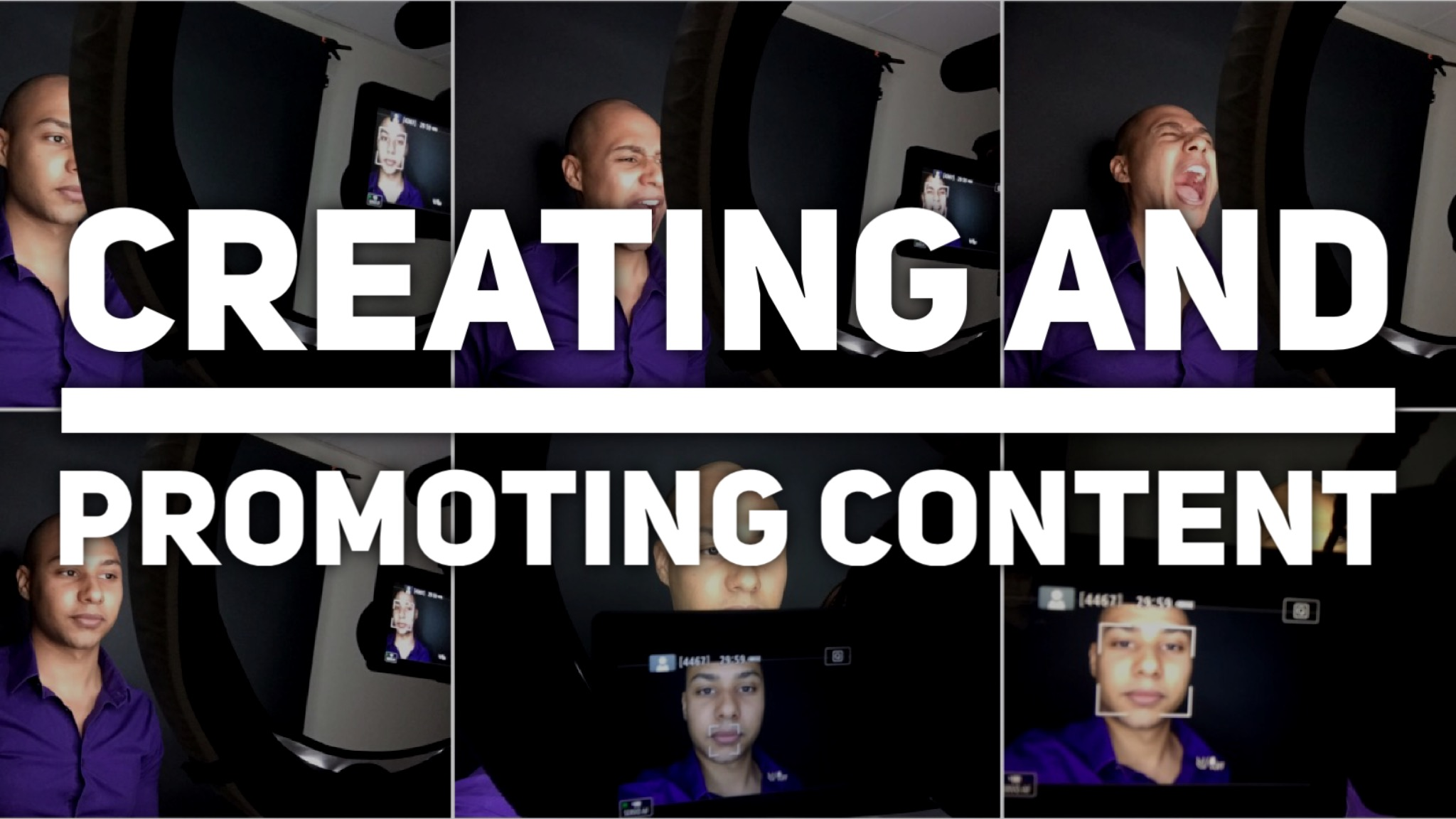 How to film your content videos – Creating Content To Market Yourself