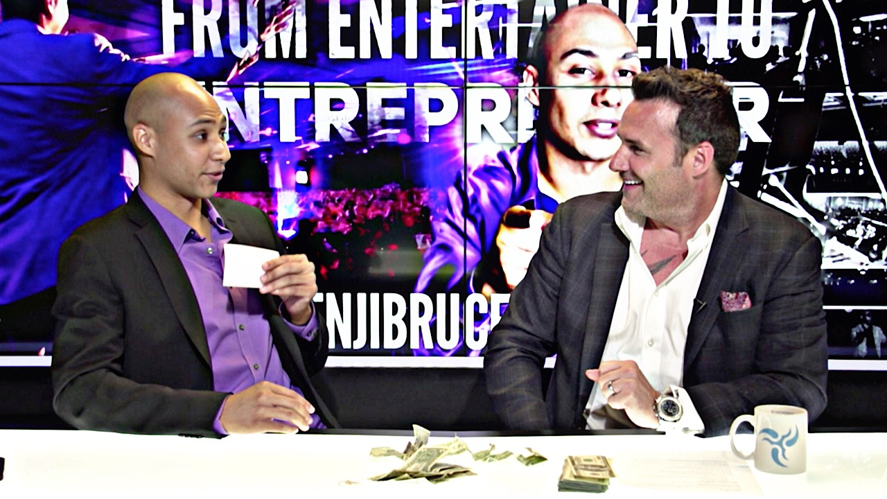 From Entertainer To Entrepreneur Interview
