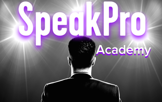 Here's what happened when Dave was considering the SpeakPro Academy