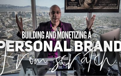 6 Steps To Building A Personal Brand From Scratch