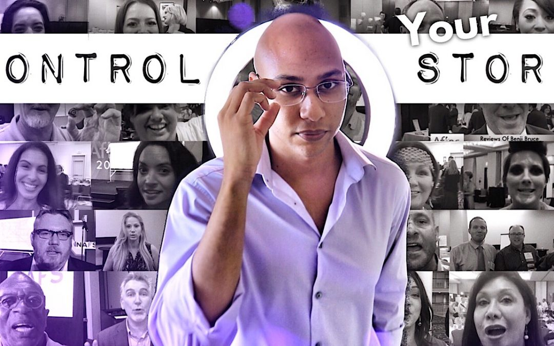 CONTROL YOUR BRAND STORY – What To Do When People Talk Bad About You