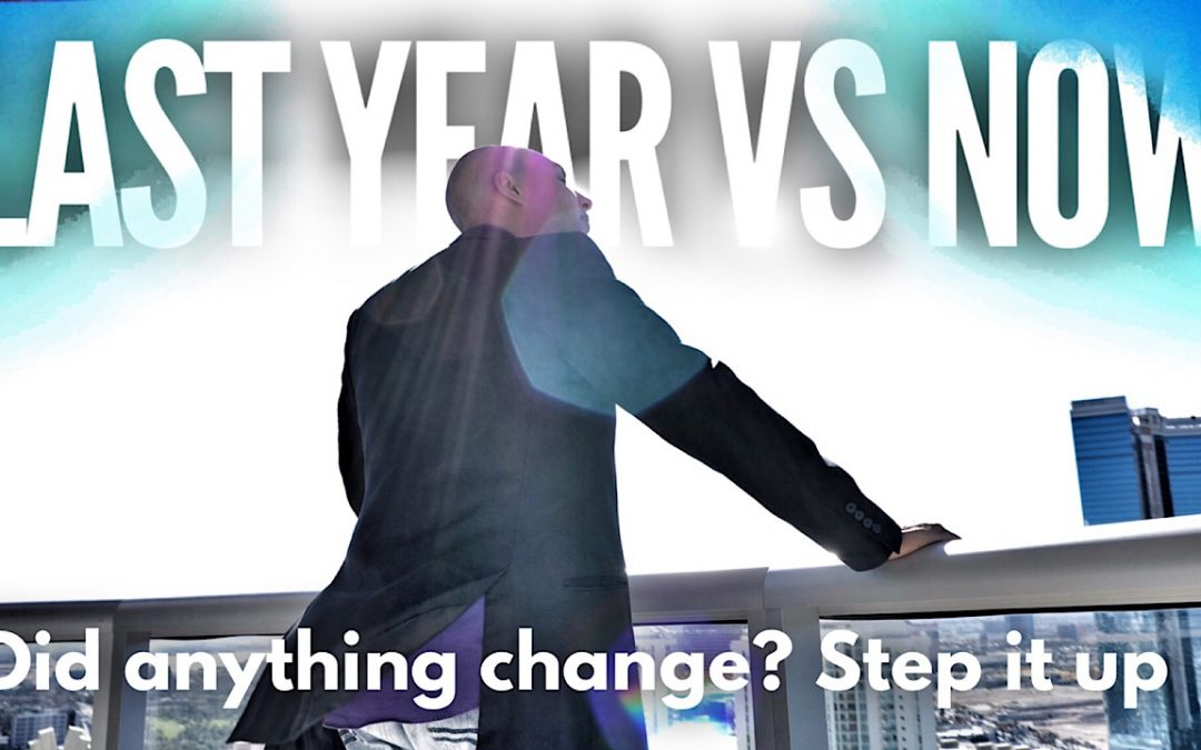 How To Change Your Life Year After Year